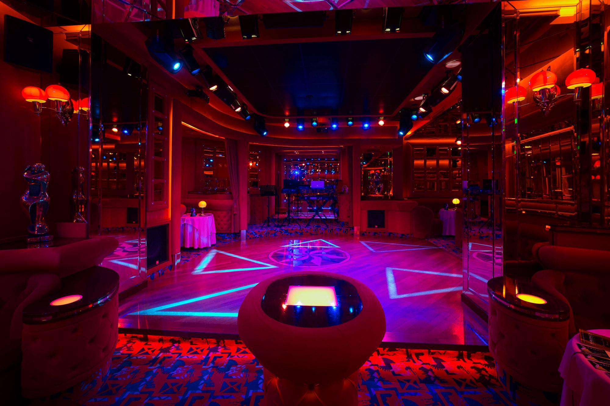 lavoro night club milano