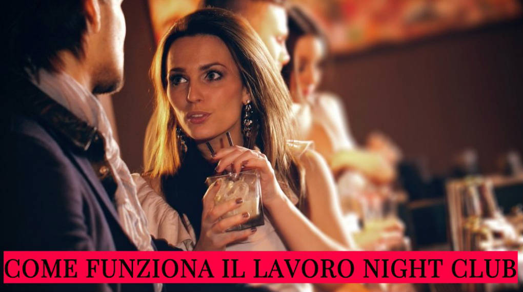 LAVORO NIGHT CLUB E LAP DANCE