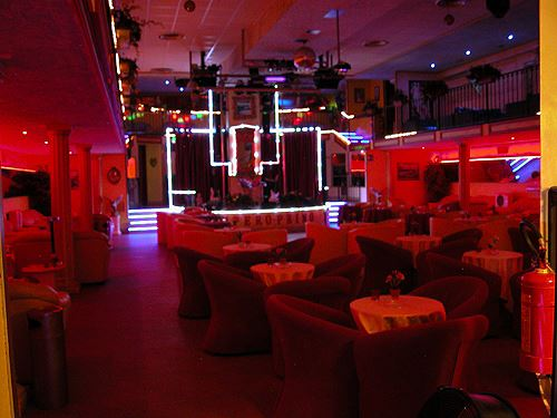 zeus-3d NIGHT CLUB LAVORO