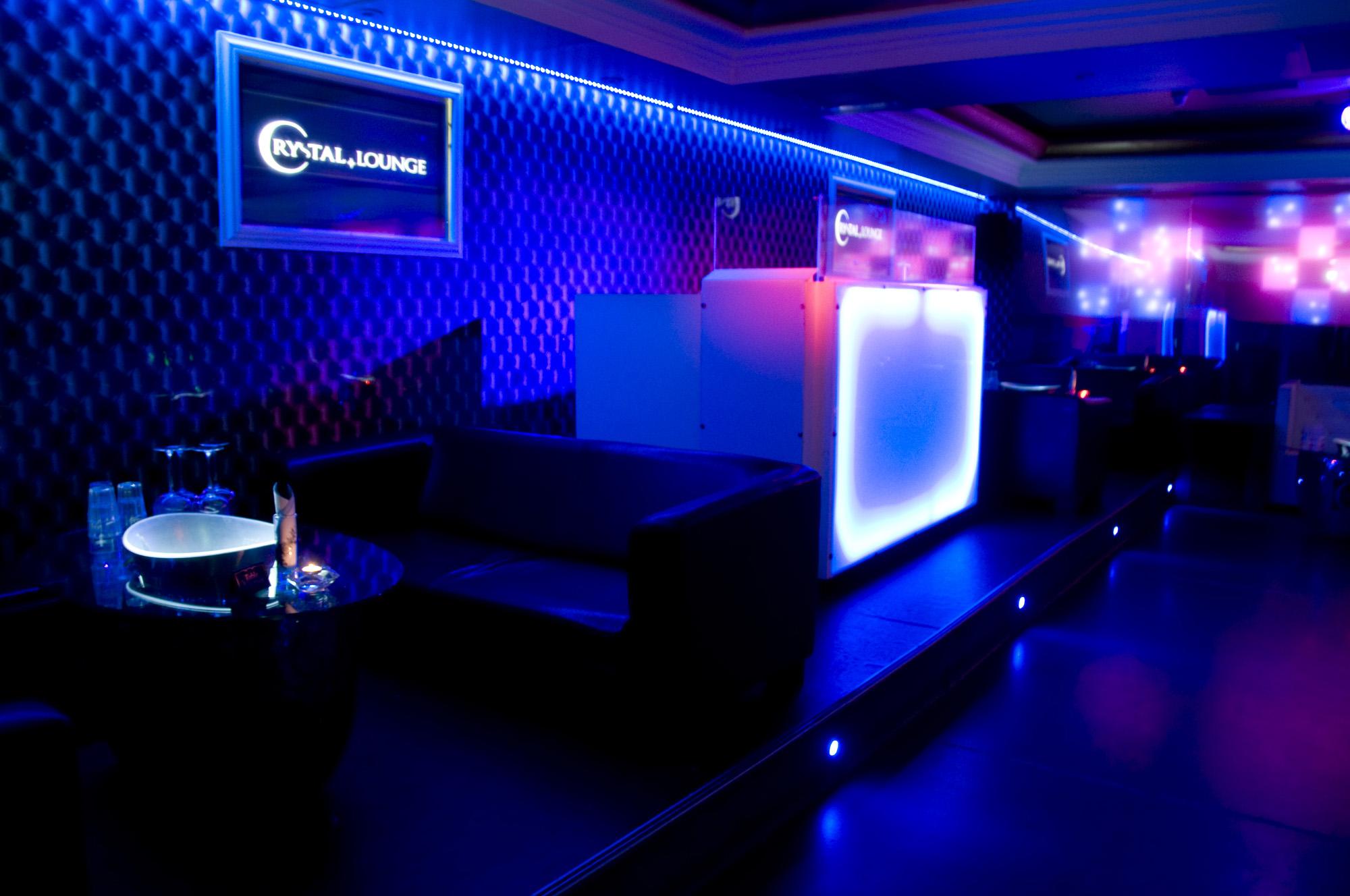 crystal night club modena