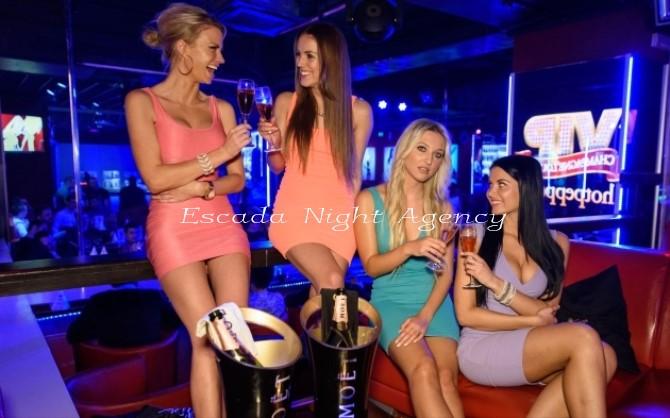 ragazze night club