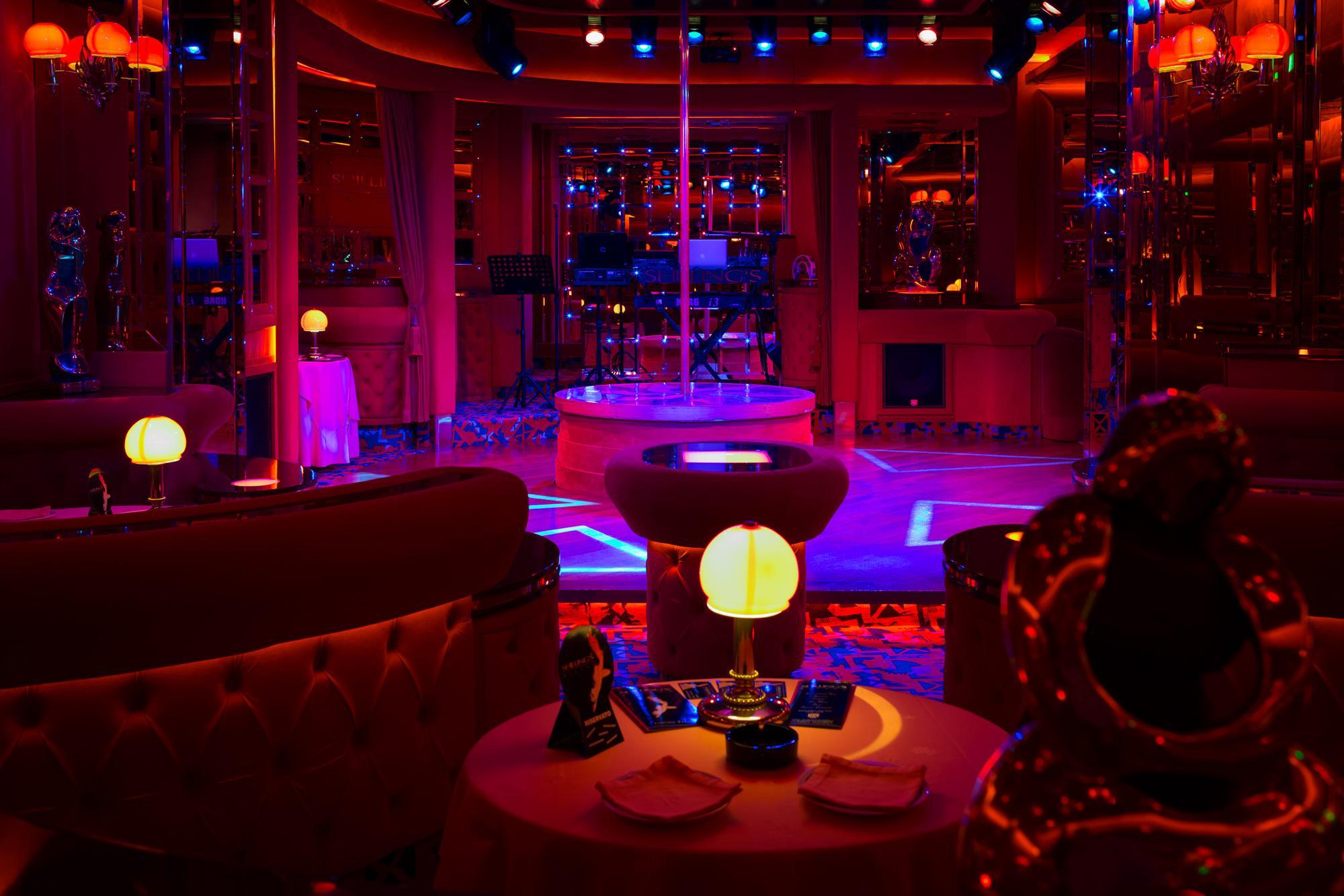 night club milano