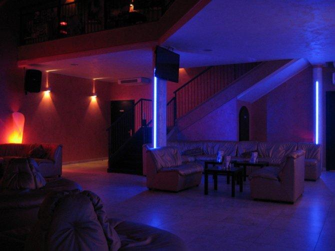LAVORO NIGHT CLUB ADRIA