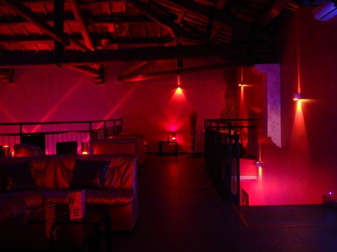 LAVORO NIGHT CLUB VENEZIA