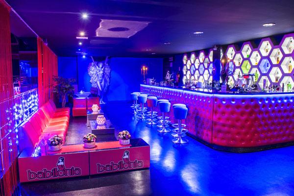 babilonia night club torino