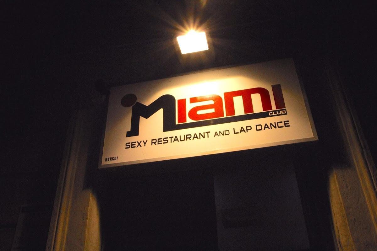 miami love lap dance torino