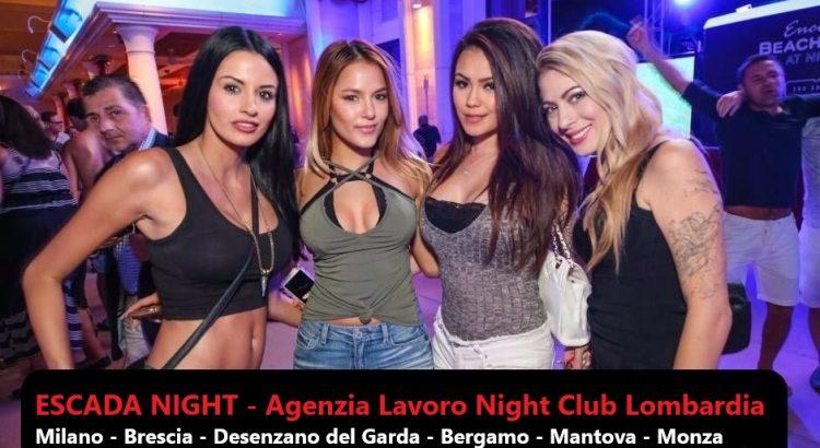 Night club lombardia